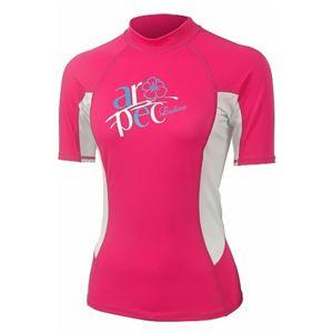 Lycrové triko AROPEC Myth dámské růžové