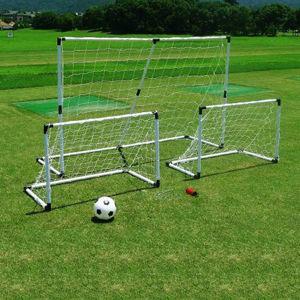 MASTER Goal 2v1 s míčem