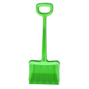 Lopata na sníh dětská - 70 cm - zelená