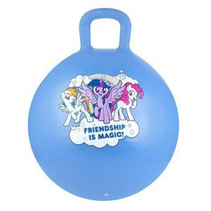 Skákací míč SPOKEY My Little Pony - fialový