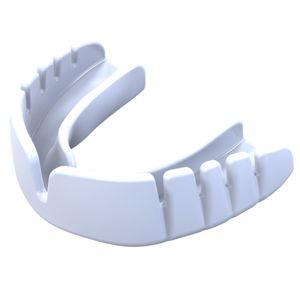 Chránič zubů OPRO Snap Fit senior - bílý