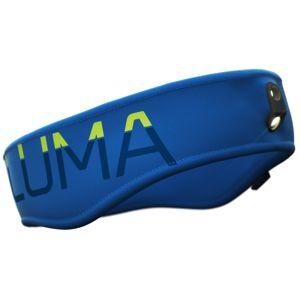 Čelenka LUMA Active Led Light modrá - vel. L-XL