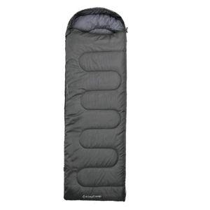 Spací pytel KING CAMP Oasis 250 šedý - levý zip
